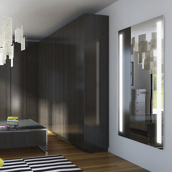 Fusion Lighted Wardrobe Mirror