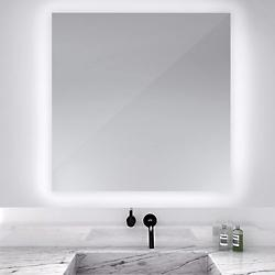 Serenity Lighted Mirror