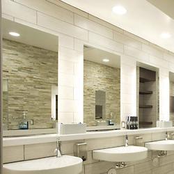 Serenity Lighted Mirror