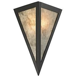 Mica Wall Sconce