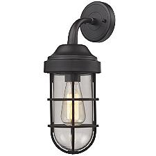 Seaport Cylindrical Wall Sconce - OPEN BOX RETURN