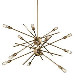 Xenia 12 Light Chandelier