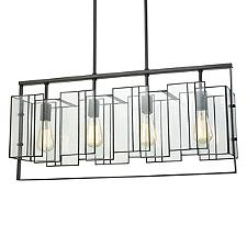Stratus Linear Chandelier Light