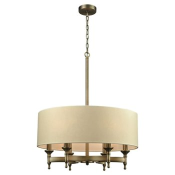 Shown in Brushed Antique Brass finish