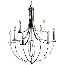 Dione Two-Tier Chandelier