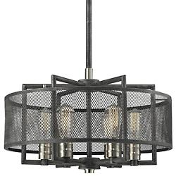 Slatington Chandelier (6 Lights) - OPEN BOX RETURN