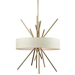 Xenia 5 Light Pendant (Gold) - OPEN BOX RETURN