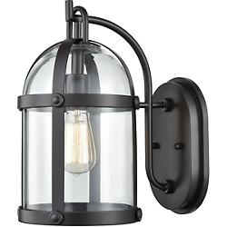 Hunley Outdoor Wall Sconce