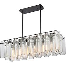 Cubic Glass Linear Suspension
