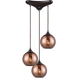 Copperhead Multi Light Pendant