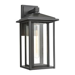 Solitude Tall Outdoor Wall Sconce