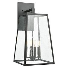 Meditterano 4 Lights Outdoor Wall Sconce
