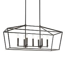 Fairfax Linear Chandelier Light