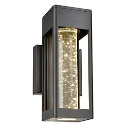 Emode LED Outdoor Rectangle Wall Sconce