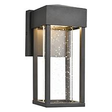 Emode LED Outdoor Short Wall Sconce