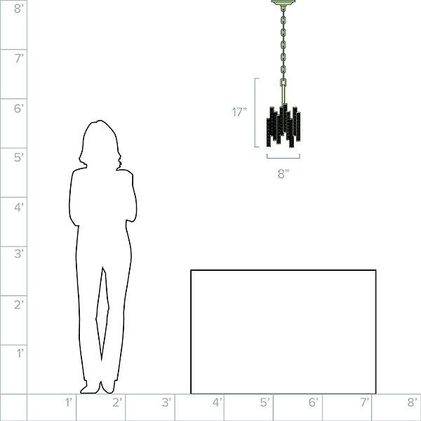 Equilibrium Mini Pendant