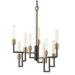 Congruency Chandelier