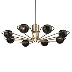 Scarab Chandelier