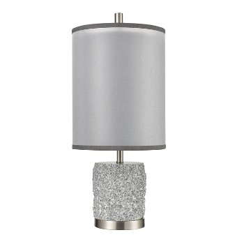 Shown in Brushed Nickel finish, unlit