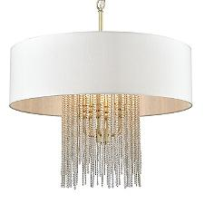 Crystal Rain Chandelier