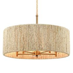 Abaca Pendant by ELK Lighting (Small) - OPEN BOX RETURN
