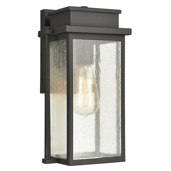 Braddock Outdoor Wall Sconce