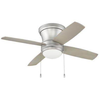 Altus Hugger Ceiling Fan with Optional Light by Modern Fan Company ...