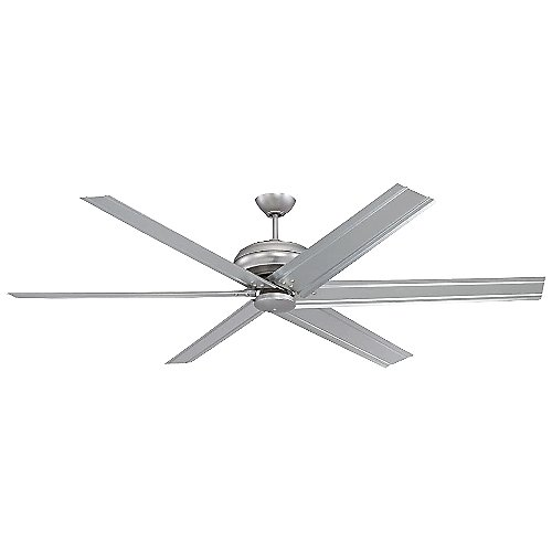 6 Blade Ceiling Fans Modern With Blades At Lumens
