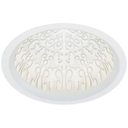 Fleur 8 Inch Reflections LED Trim