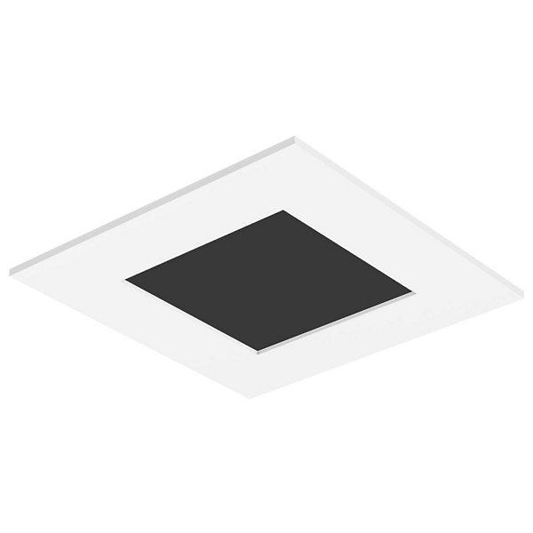 Entra Flangeless Adjustable Square Flat Trim
