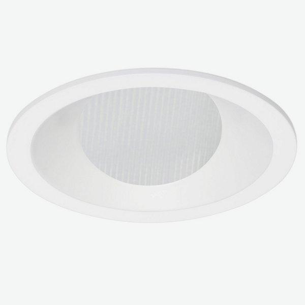 2 Inch Round Flanged Wall Wash LED Trim