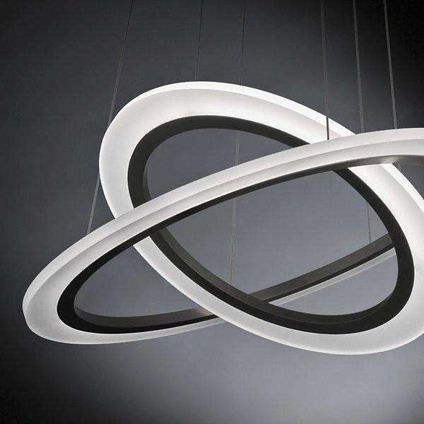 Hyvo LED Multi-Tier Chandelier