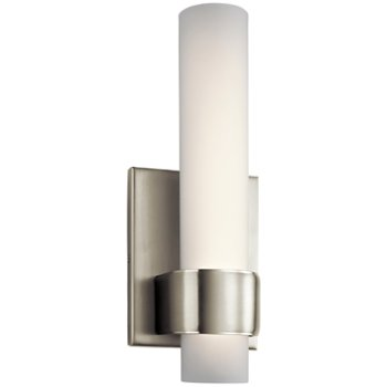 Izza Led Wall Sconce By Elan Lighting At Lumens Com
