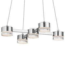 Avenza LED 5-Light Chandelier