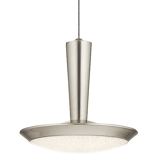 Karah led mini pendant by elan lighting at lumens com
