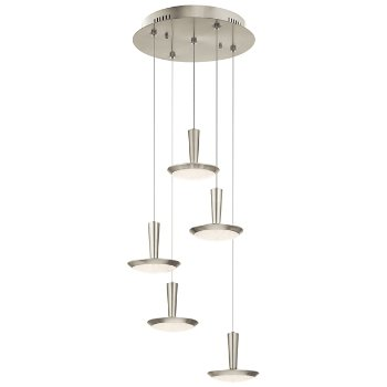 Karah LED Multi-Light Pendant