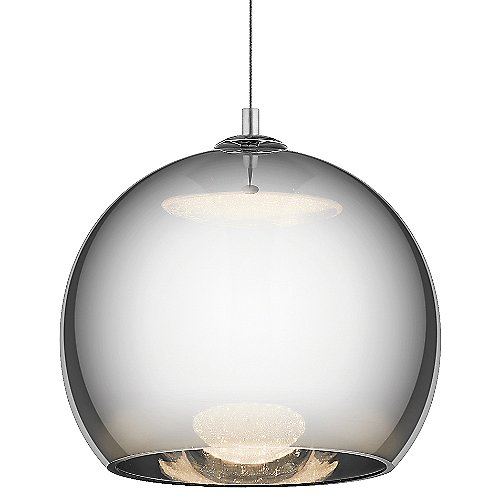 Rendo led pendant by elan lighting at lumens com