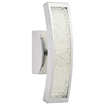 Crushed Ice LED Wall Sconce