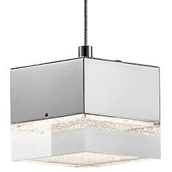 Gorve LED Mini Pendant (Chrome) - OPEN BOX RETURN