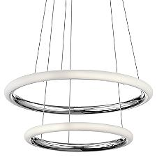 Dosh LED 2 Ring Pendant