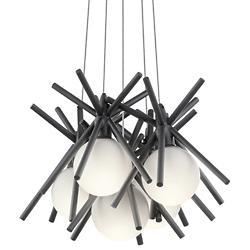 Beale LED Cluster Pendant