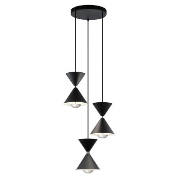 Kordan LED Multi-Light Pendant