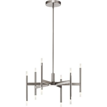 Shown in  Burnished Nickel finish