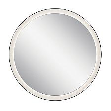 Ryame Round LED Lighted Mirror