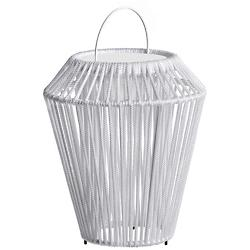 Koord KD.110 Portable Table Lamp (White) - OPEN BOX RETURN