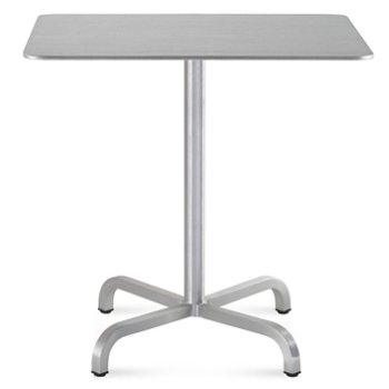 Shown in Brushed Aluminum finish, 30 Inch
