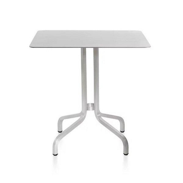 1 Inch Café Table Square