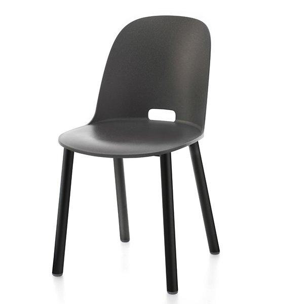 Alfi Aluminum Chair, High Back