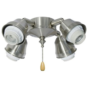 4-Light Adjustable Fitter