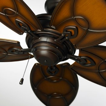 Shown in Venetian Bronze with Medium Antique Brown blades